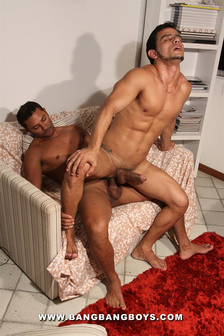 Bang Bang Boys Marcelo Mastro and Igor DaSilva Latin Bareback Huge Cock Amateur Gay Porn 13 Amateur Muscle Brazilian Studs Barebacking With Thick Uncut Cocks