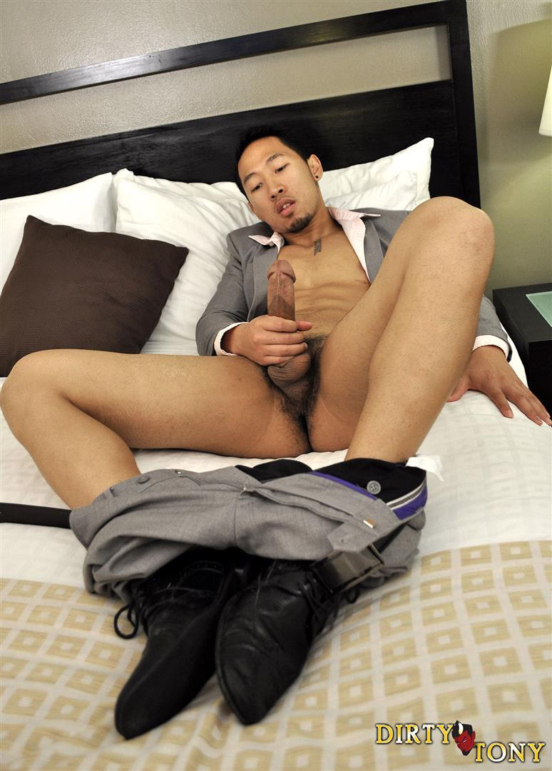 Amateur Asian Big White Dick