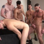 Raw-and-Rough-Bareback-Gay-Sex-Orgy-Amateur-Gay-Porn-03-150x150 Six Hairy Hung Guys Pounding A Bottom At A Bareback Sex Party