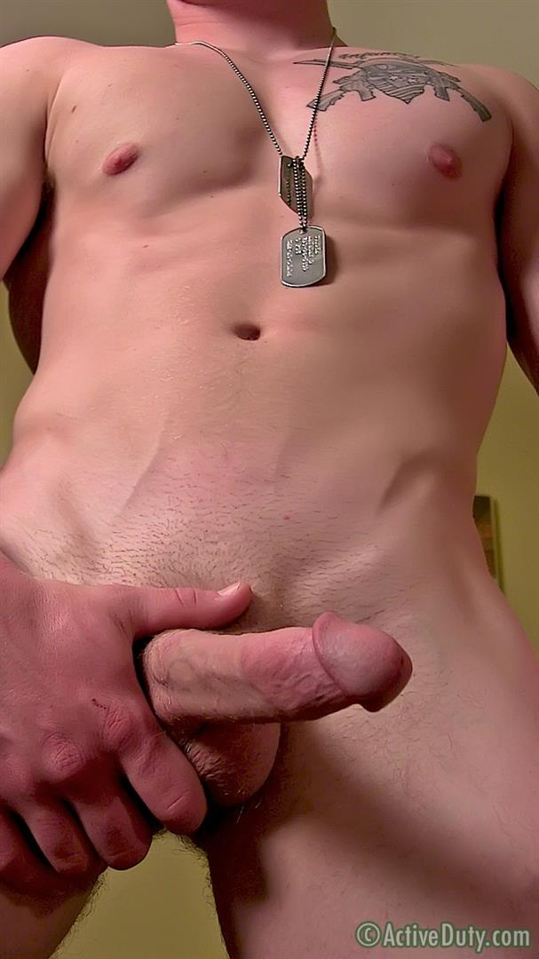 Cut cock gay army military male porn movies