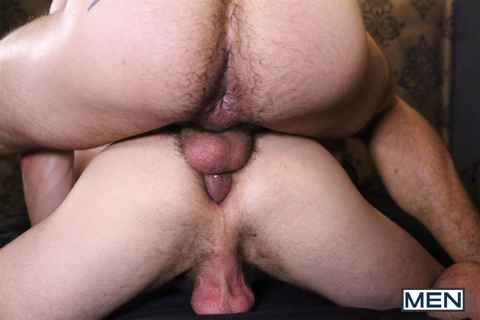 Men sucking and swallowing cum another 8