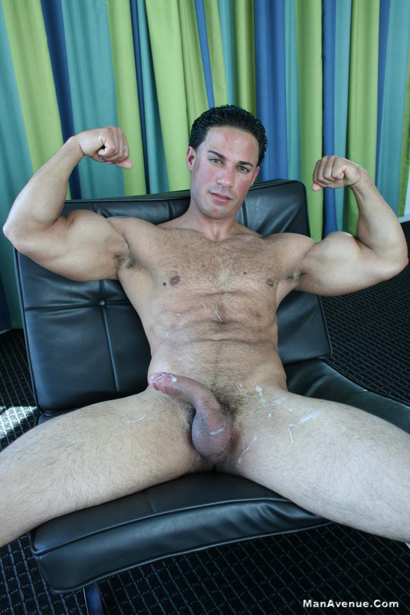 Man Avenue 14 Muscle Hunks Jerking Off and Shooting Cum Amateur Gay Porn 06 14 Naked Muscle Hunks Jerking Off And Shooting Big Loads Of Cum