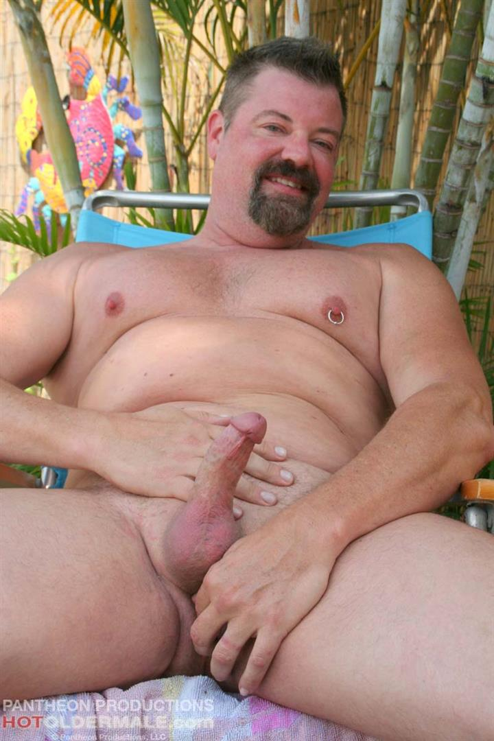 Older Mature Gay Men Porn
