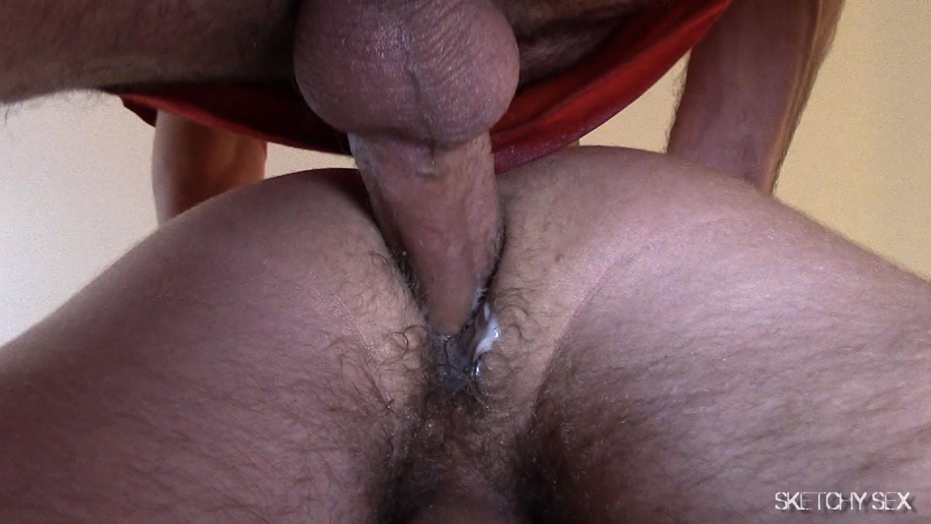 Creampie Black Gay