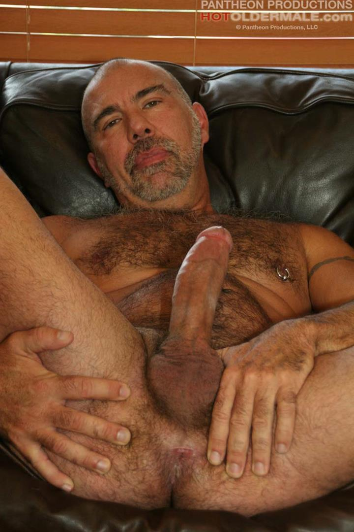 Big fat hairy penis