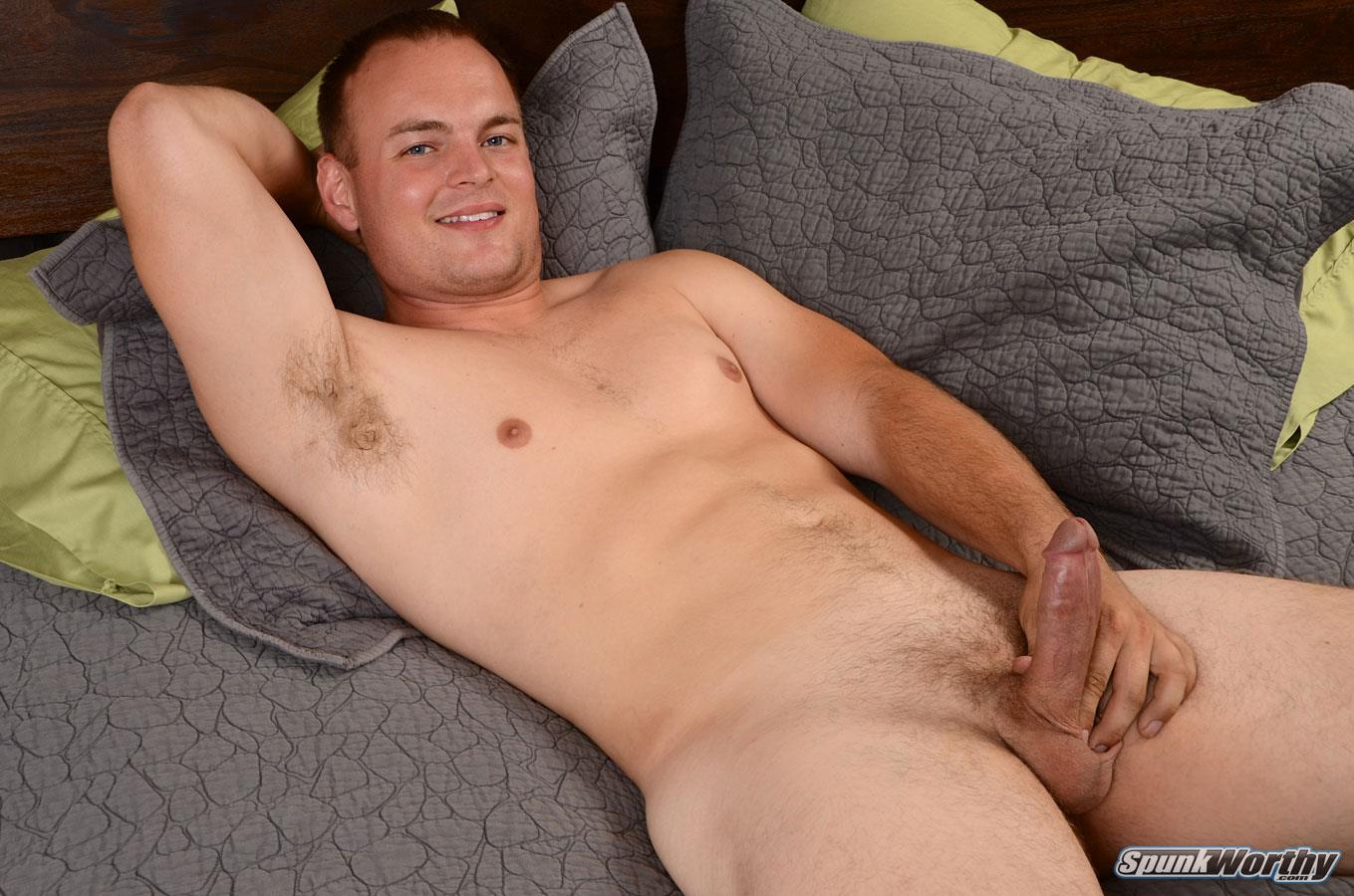 SpunkWorthy-Cole-Beefy-Young-Marine-Jerking-Off-His-Big-Cock-Masturbation-Amateur-Gay-Porn-15 Amateur Beefy Straight Young Marine Jerking Off