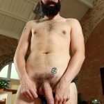 UK-Naked-Men-Tom-Long-Bearded-Guy-With-A-Big-Uncut-Cock-Jerk-Off-Amateur-Gay-Porn-12-150x150 Bearded Guy From England Jerking His Big Uncut Cock