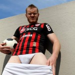 Bentley Race Beau Jackson Beefy Redhead Jerking His Big Uncut Cock Amateur Gay Porn 12 150x150 Redhead Aussie Soccer Player Naked and Stroking A Big Uncut Cock