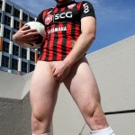 Bentley Race Beau Jackson Beefy Redhead Jerking His Big Uncut Cock Amateur Gay Porn 19 150x150 Redhead Aussie Soccer Player Naked and Stroking A Big Uncut Cock