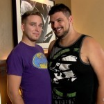 Stocky Dudes Craig Cruz and Scotty Chase Chaser Sucking A Chubby Guys Thick Cock Amateur Gay Porn 01 150x150 Horny Chaser Sucking On A Chubby Dudes Thick Cock