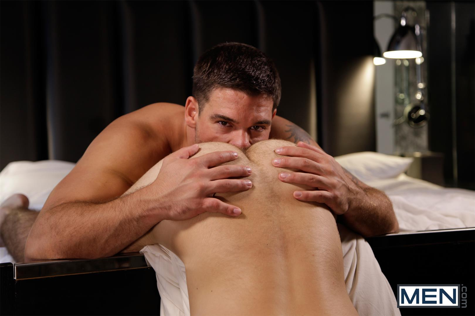 Men-Derek-Atlas-and-Jimmy-Fanz-Hairy-Muscle-Hunks-Big-Cocks-Fucking-Amateur-Gay-Porn-13 Hairy Muscle Hunk Derek Atlas Bottoms For Big Cock Jimmy Fanz