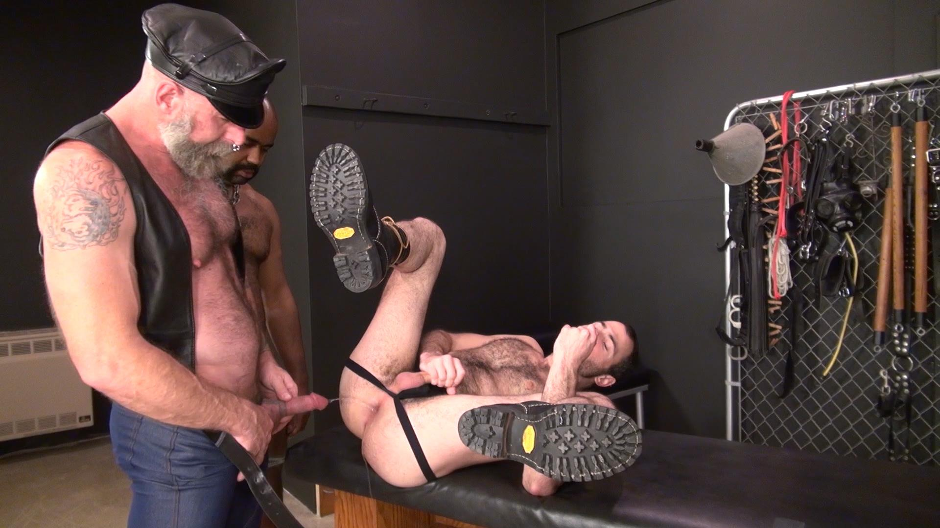 Raw-and-Rough-Jake-Wetmore-and-Dusty-Williams-and-Kid-Satyr-Bareback-Taking-Raw-Daddy-Loads-Cum-Amateur-Gay-Porn-11 Hairy Pup Taking Raw Interracial Daddy Loads Bareback