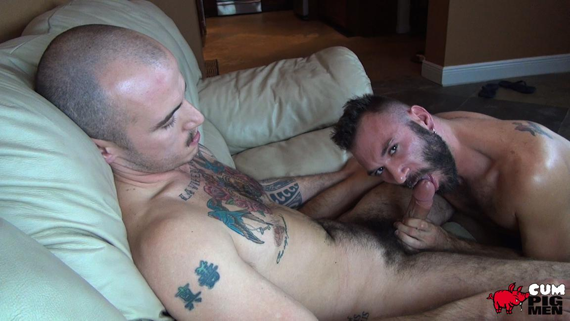 Cum Pig Men Ethan Palmer and Cam Christou Sucking Cock and Eating Cum Amateur Gay Porn 34 Sucking A Load Of Cum Out Of Cam Christou