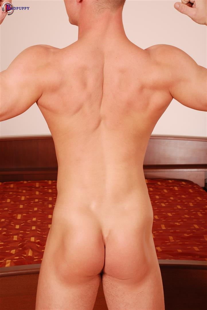 Bad Puppy Drago Lembeck Muscular Naked Czech Guy Jerking Big Uncut Cock Amateur Gay Porn 08 Muscular Czech Guy Jerking Off His Big Uncut Cock