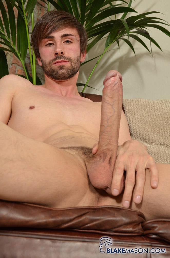 Blake Mason Ryan Mason British Guy Stroking His Huge Uncut Cock Cum Amateur Gay Porn 05 Ryan Mason Stroking A Load Out Of His Big Uncut Cock