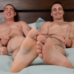 SpunkWorthy Damien and Tom Army Buddies Jerking Off Together Army Cock Amateur Gay Porn 07 150x150 Straight Army Boys Share Some Jerkoff Time Together