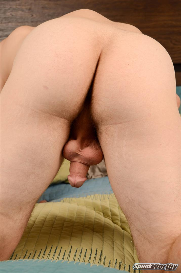 SpunkWorthy David 21 Year Old Straight Guy Jerking Off Big Cock Amateur Gay Porn 13 Straight 21 Year Old Jock Jerks His Big Cock For Cash
