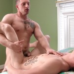 Active Duty Niko and Sawyer Army Buddies Flip Flop Fucking Big Cock Amateur Gay Porn 10 150x150 Hung Muscular Straight Army Buddies Flip Flop Fucking