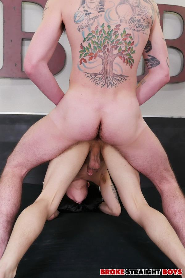 Broke Straight Boys Cage Kafig and Tyler White Twinks Barebacking Hornet Amateur Gay Porn 17 Tatted Straight Boys Flip Flop Barebacking For Cash