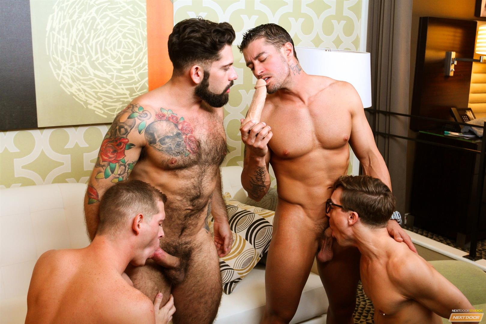 Cody-Cummings-and-Tyler-Morgan-and-Alessandro-Del-Torro-Cock-Sucking-Lessons-Amateur-Gay-Porn-14 Cody Cummings Gives The Boys Cock Sucking Lessons