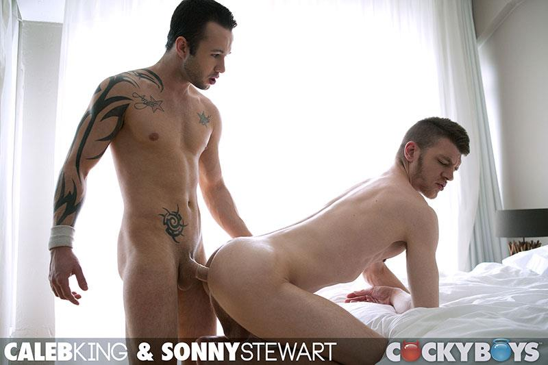 CockyBoys Sonny Stewart and Caleb King Big Uncut Cock Fucking Amateur Gay Porn 22 Big Uncut Cock Fucking With Sonny Stewart & Caleb King