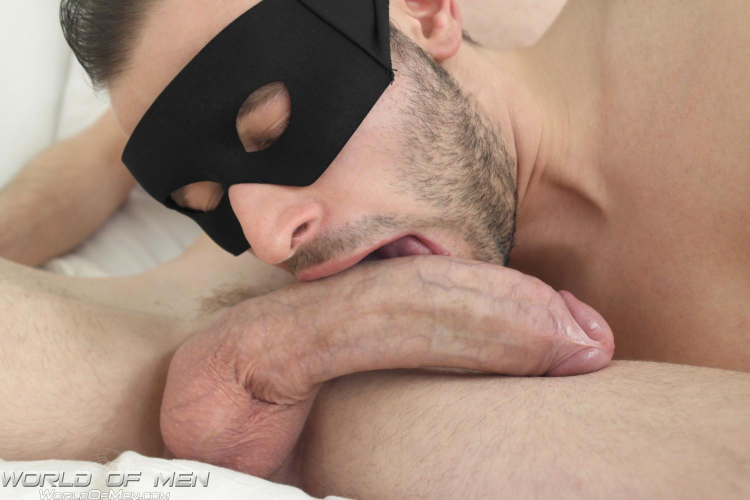 World of Men Ralph and Bjorn Big Uncut Cock Fucking Amateur Gay Porn 01 Married Virgin Masked Man Gets Fucked By A Huge Uncut Cock