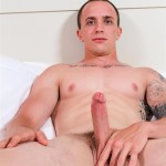 Active-Duty-James-Straight-Army-Guy-Jerking-Off-His-Big-Cock-Amateur-Gay-Porn-09-150x150 Tatted Straight Army Hunk Auditions For Gay Porn and Shoots A Big Load
