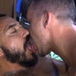 Cum Pig Men Jimmie Slater and Alessio Romero Hairy Muscle Daddy Getting Blow Job Amateur Gay Porn 51 150x150 Jimmie Slater Sucks A Load Of Cum Out Of Hairy Muscle Daddy Alessio Romero