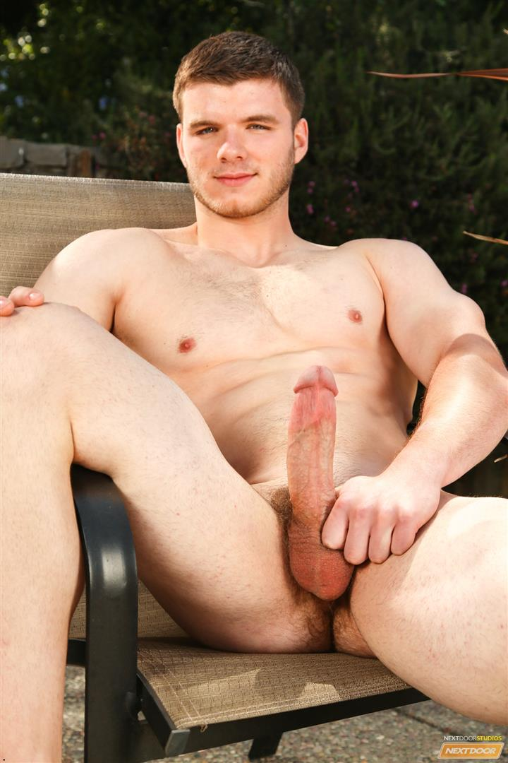 Next Door Male Ivan James Muscular Twink Masturbation Thick Cock Amateur Gay Porn 11 West Virginia Country Boy Strokes His Big Thick Cock