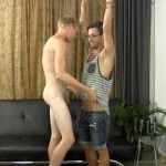 Straight Fraternity Jason Straight Guy Sucks His First Cock Uncut Dick Amateur Gay Porn 03 150x150 Straight Hunk Auditions For Gay Porn By Sucking Cock & Eating Cum
