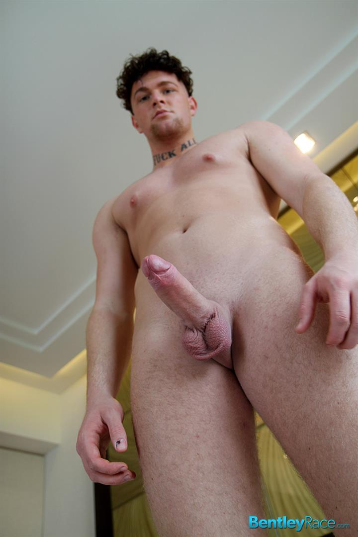 Bentley-Race-Brock-Wyman-Young-Beefy-German-With-A-Big-Uncut-Cock-Masturbation-Amateur-Gay-Porn-12 22 Year Old Straight Beefy German Hunk Stroking His Big Uncut Cock