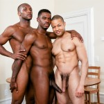 Next Door Ebony Krave Moore and Andre Donovan and Rex Cobra Big Black Cock Amateur Gay Porn 07 150x150 Three Black Guys Playing Strip Dominoes With Their Big Black Cocks