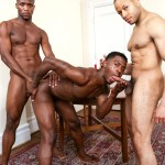 Next Door Ebony Krave Moore and Andre Donovan and Rex Cobra Big Black Cock Amateur Gay Porn 10 150x150 Three Black Guys Playing Strip Dominoes With Their Big Black Cocks