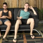 Straight Fraternity Blake and Jesse Latino Sucks His First Cock Amateur Gay Porn 01 150x150 Straight 18 Year Old Latino Boy Auditions For Gay Porn By Sucking Cock