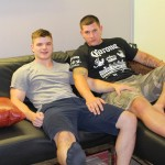 Active Duty Jeremy Diesell and Ivan Muscular Army Guys Barebacking Amateur Gay Porn 03 150x150 Straight Muscular Army Buddies Sharing A First Time Bareback Fuck