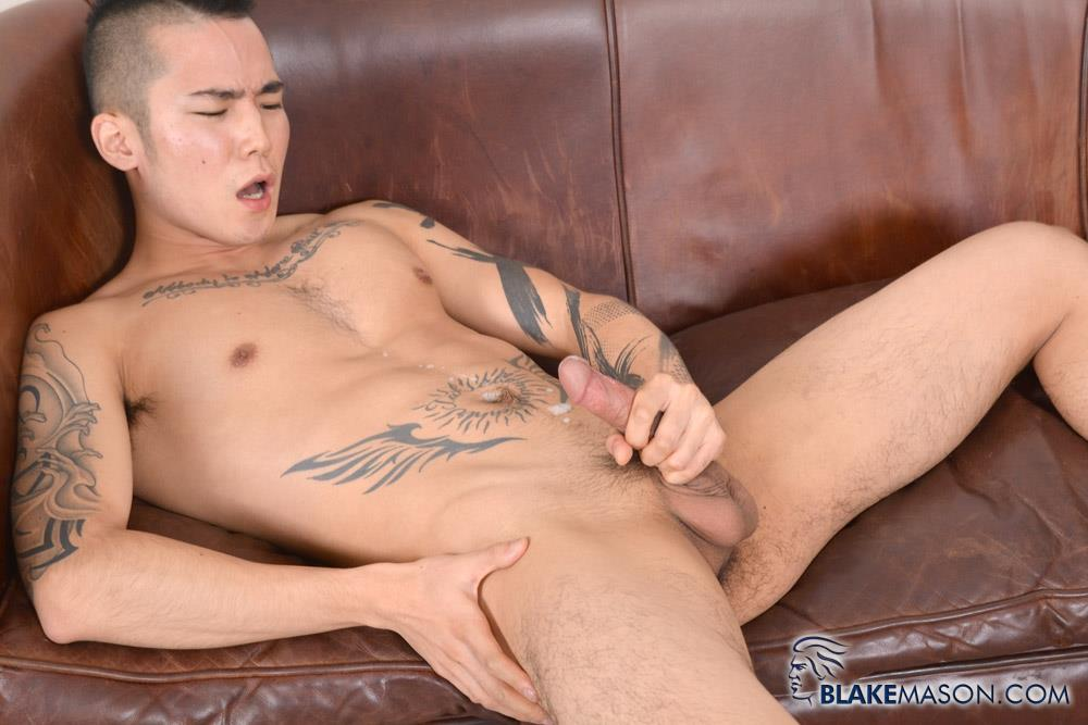 Blake Mason Yoshi Kawasaki Asian Twink Jerking Off Amateur Gay Porn 19 Japanese Twink Stroking His Big Asian Cock