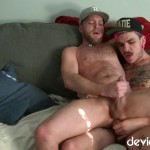 Deviant Otter Luke Bareback Gay Sex Amateur Gay Porn 16 150x150 Deviant Otter Gets Fucked Bareback By His Best Friend