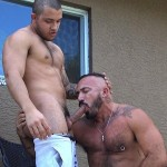 Dudes Raw Alessio Romero and Mario Cruz Bareback Muscle Daddy Latino Amateur Gay Porn 16 150x150 Muscle Daddy Alessio Romero Gets Bred By Mario Cruz