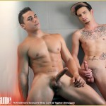 NakedSword Bray Love and Topher Dimaggio Fucking In The Bathroom Amateur Gay Porn 01 150x150 Topher Dimaggio Gets Himself Some Dick And Ass In The Bathroom