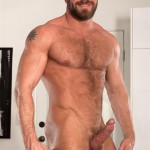 Titanmen Titan Hunter Marx and Dirk Caber Hairy Muscle Daddy Fuck Amateur Gay Porn 14 150x150 Dirk Carber Gets Fucked Hard By Another Muscle Daddy With A Thick Cock