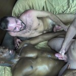Raw Fuck Club Ethan Palmer and Champ Robinson and Trit Tyler Bareback Interrical Amateur Gay Porn 06 150x150 Champ Robinson Shares His Big Black Dick With 2 White Guys