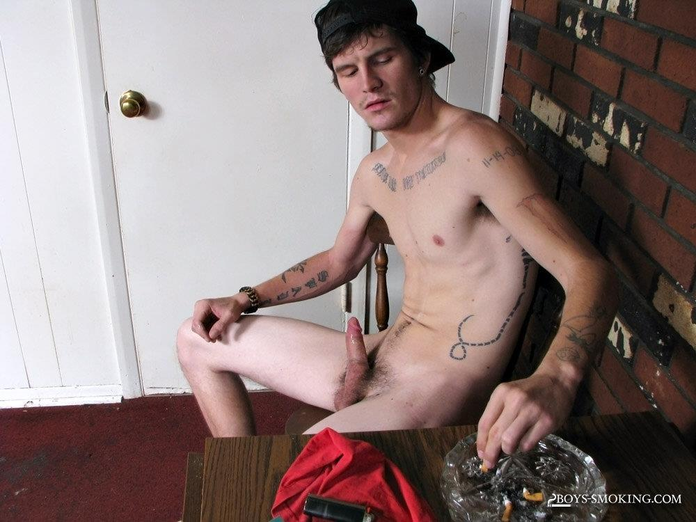 Gay twinks smoking cigarettes axel abysse