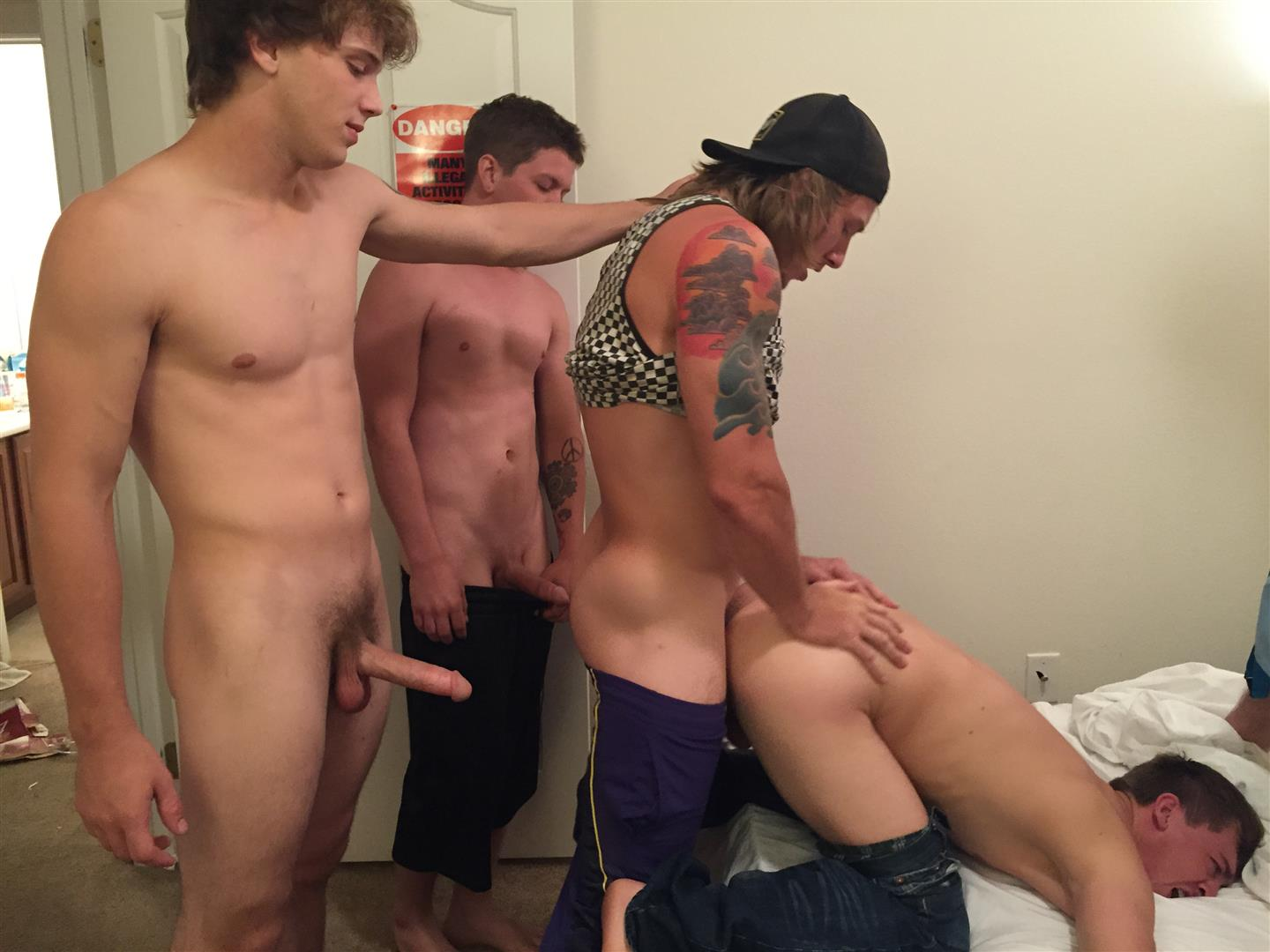 Fraternity X Naked Frat Boys Barebacking Freshman Ass Amateur Gay Porn 04 Fraternity Boys Take Turns Barebacking A Scared Freshman Ass
