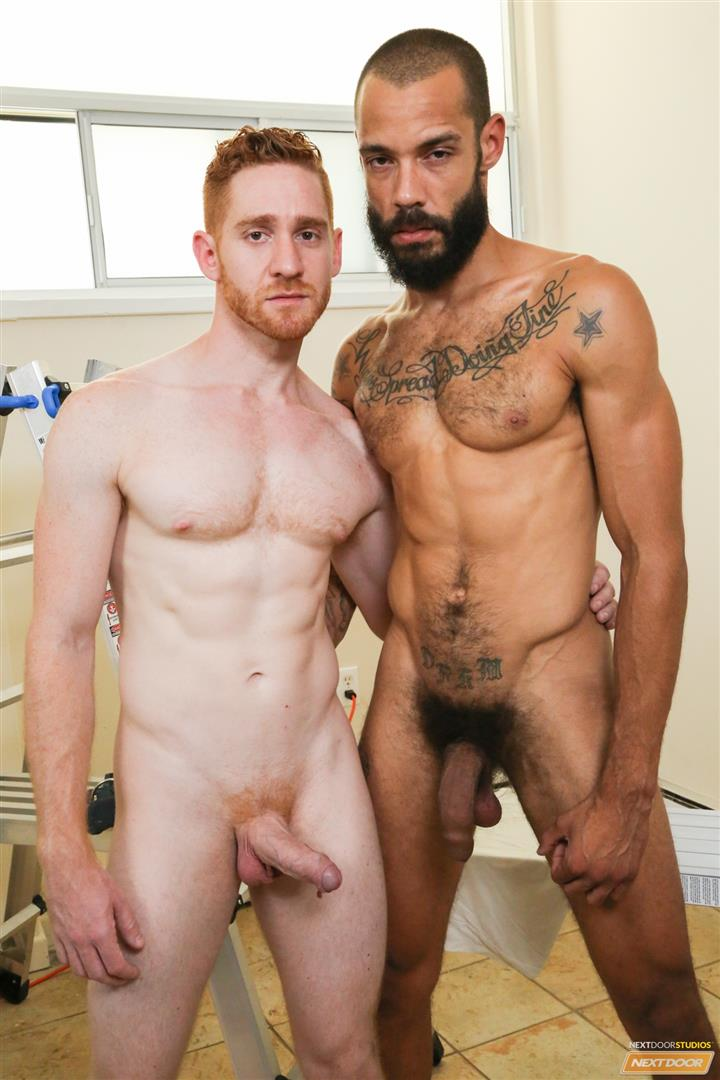 Next-Door-Ebony-Dylan-Henri-and-Interracial-Uncut-Cocks-Fucking-Leander-Amateur-Gay-Porn-09 Interracial Fucking With Big Uncut Cocks