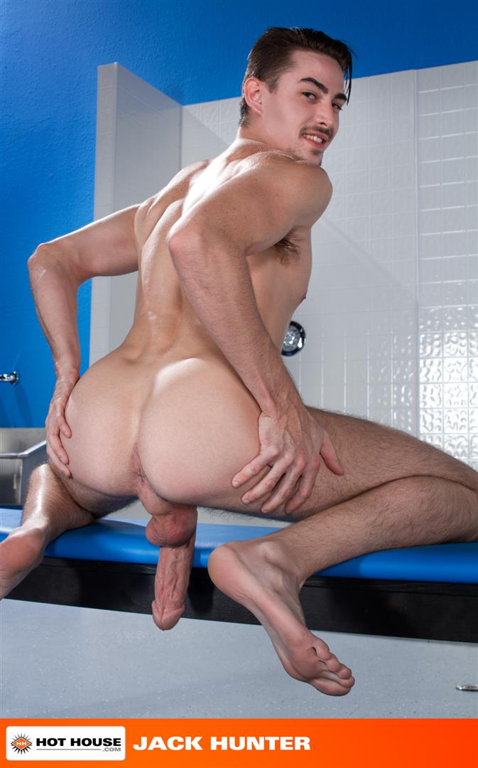 Hot House Jimmy Durano and Jack Hunter Big Cock Muscle Jocks Fucking Amateur Gay Porn 05 XXL Cocks: Jimmy Durano Fucks Jack Hunter In The Locker Room