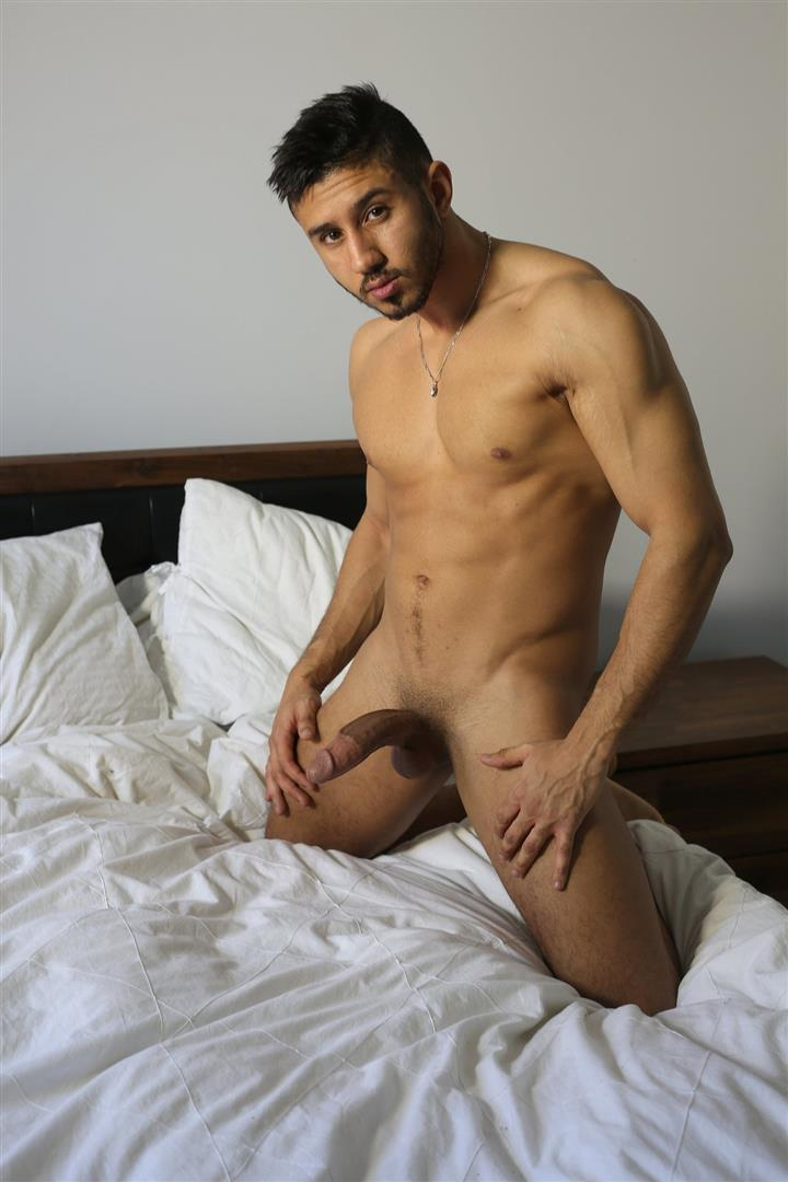 Men-of-Montreal-Malik-Big-Arab-Cock-At-The-Stock-Bar-Pictures-Amateur-Gay-Porn-12 Young Naked Moroccan Man Jerks His Big Arab Cock