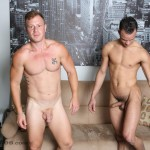 Bait Buddies Saxon and Javier Cruz Straight Ginger With Thick Cock Amateur Gay Porn 08 150x150 Straight Beefy Ginger Fucks His First Man Ass For Cash