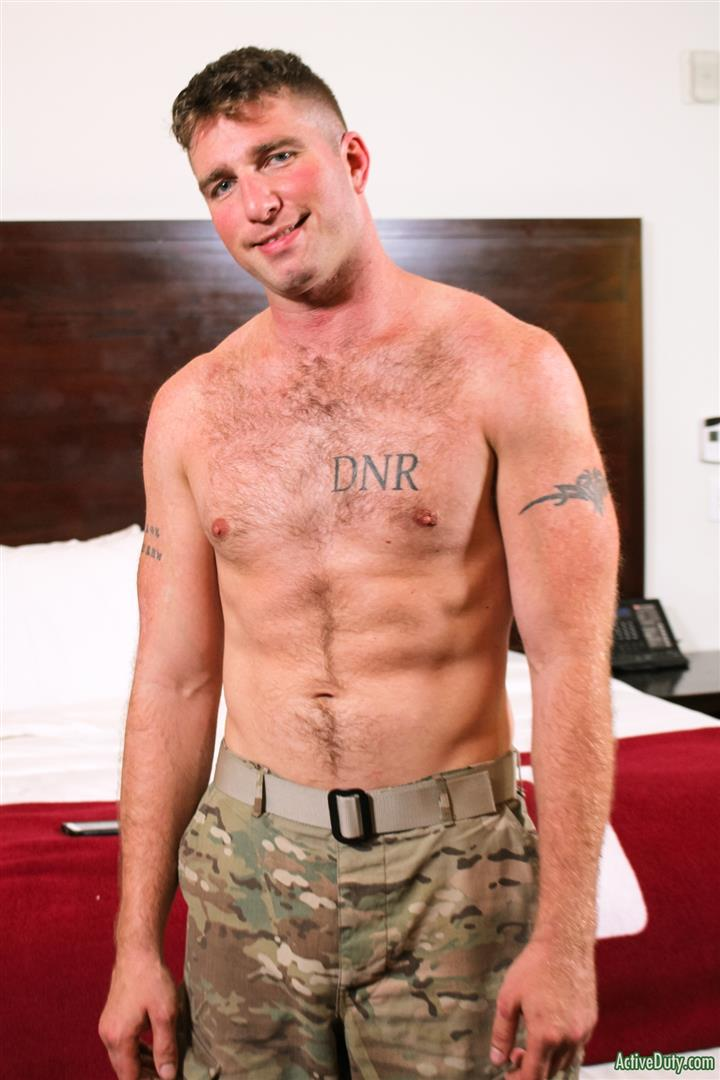 Active Duty Chris Straight Army Guy With Thick Cock Jerk Off Amateur Gay Porn 05 Straight Beefy Army Hunk Strokes His Big Thick Cock
