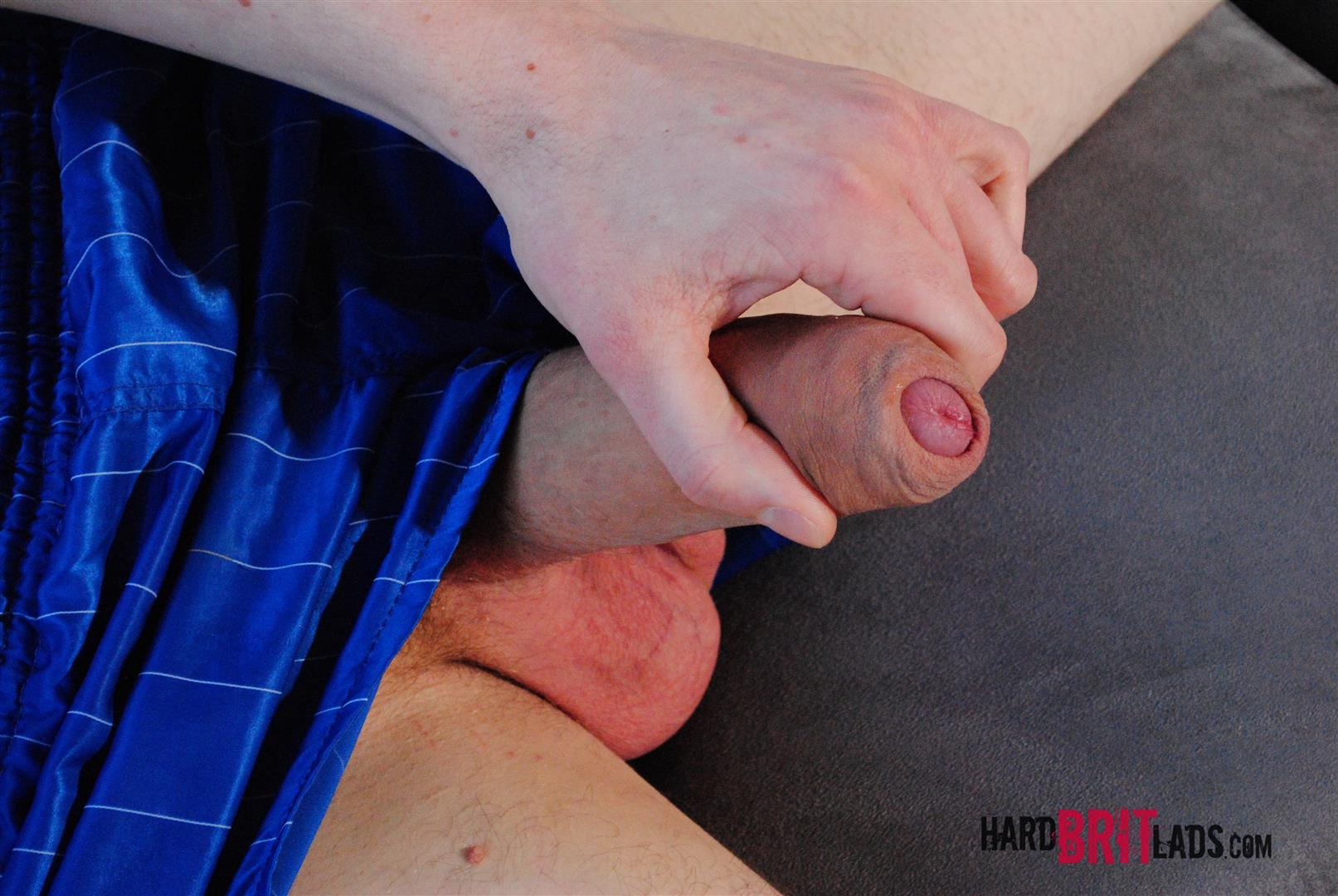 Hard Brit Lads Blake D Big Uncut Cock Masturbation Amateur Gay Porn 07 British Jock Playing With His Massive Uncut Cock Squirts A Load