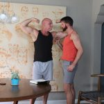 Hot Older Male Conor Harris and Brendan Patrick Hairy Muscle Daddy bareback Amateur Gay Porn 02 150x150 Hairy Muscular Daddy Conor Harris Barebacks Brendan Patrick